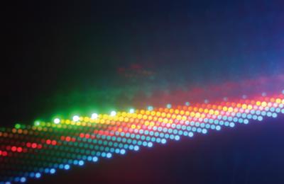 纳米粒子和纳米结构表征