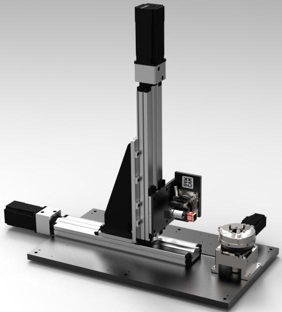 磁场相机 高速转子检测仪器 - 用于永磁转子检测和分析 - 快速傅里叶
